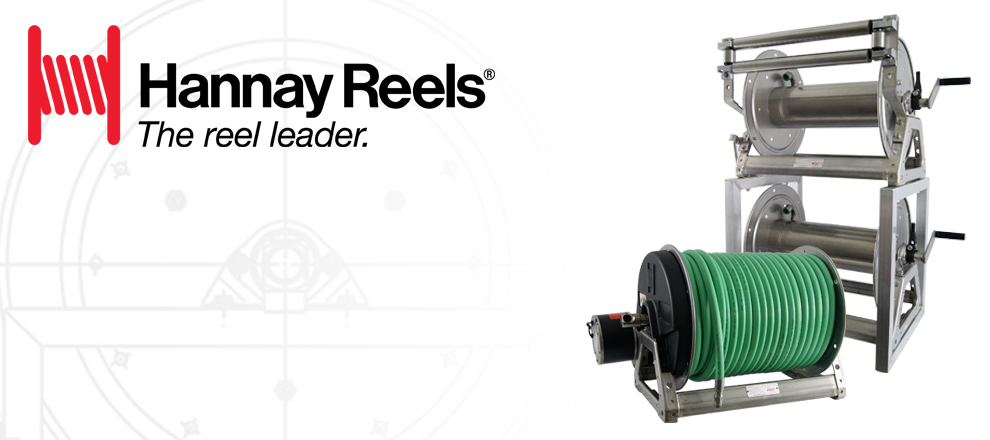 Hannay Reels Announces New Spray Non-Corrosive (SNC) Series
