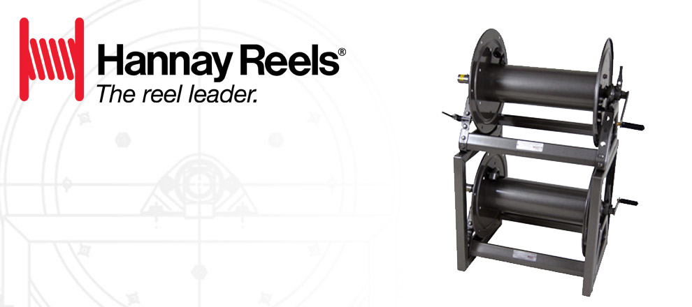 Hannay Reels Offers Stackable Frames