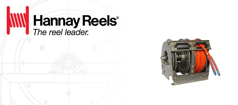 Space-saving Twin Dual Hydraulic Rescue Reel (TEF Series)