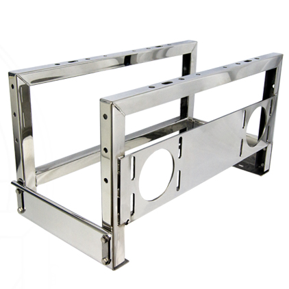 New Stainless Steel Reel Frame Option