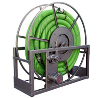 Hannay Reels Designs New VAC Series Storage Reel