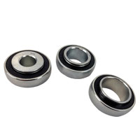 PRECISION-GRADE BEARINGS NOW STANDARD