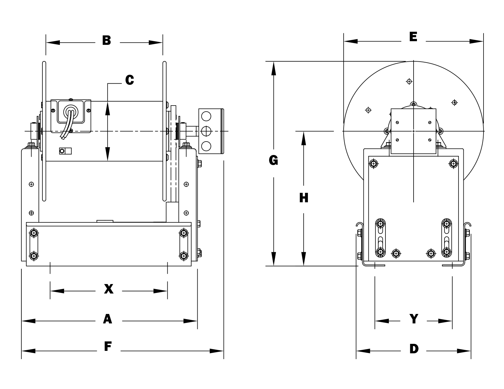 ESFCR1600 Schematic_1492438959 hannay reels wiring diagram wiring diagrams hannay reel wiring diagram at panicattacktreatment.co