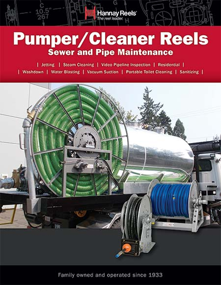 Pumper / Cleaner Reels